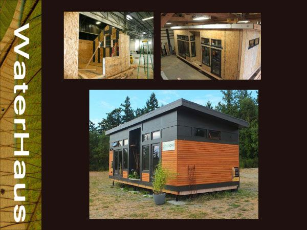 17 best images about tiny house plans on pinterest house for Prefabricated homes seattle