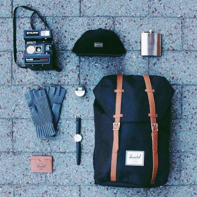 Herschel Supply Co: perché si fa presto a dire compra uno zaino da viaggio