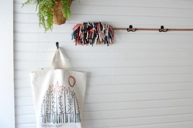 Spring Cleaning: How To Make a Duster — 3191 Miles Apart