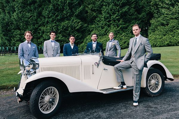 A 1920s Jazz Age, Prohibition and Charleston Inspired Vintage Wedding | Love My Dress