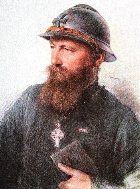 Gurney Journey: Eugène Burnand's World War I Portraits