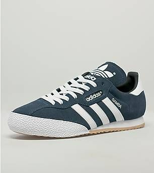 mens adidas kick trainers navy gold