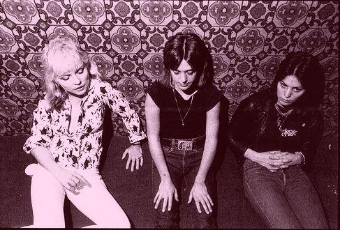 Debbie Harry Suzi Quattro Joan Jett
