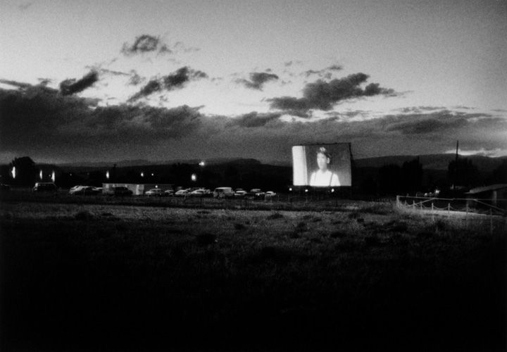 Drive in movie | Millennium Images Library