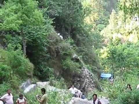 Panj Pulla Falls , Dalhoiusie, himachal Pradesh