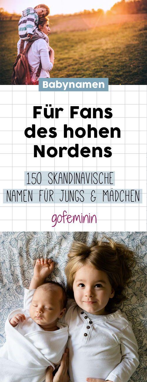 Skandinavische Vornamen sind schön und selten. Deshalb solltest du unbedingt hier reinschauen, wenn du einen Namen suchst! #Babynamen #skandinavischeVornamen #selteneBabynamen #selteneVornamen #schöneVornamen