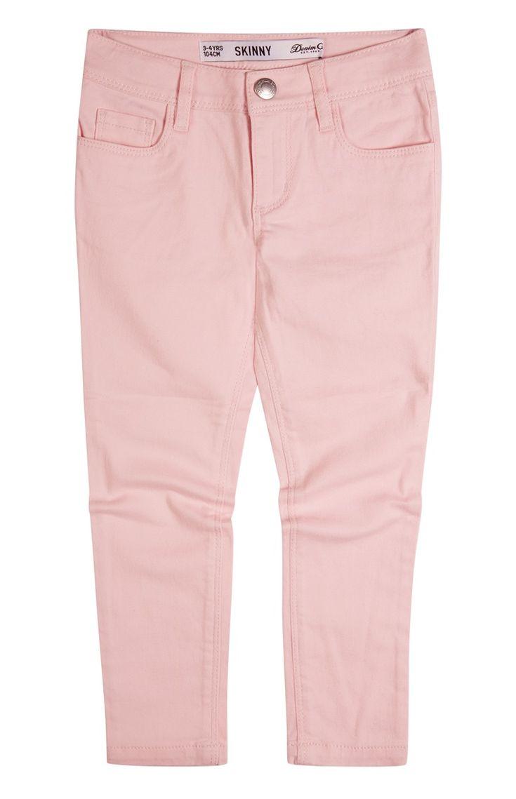 Primark - Roze skinny jeans