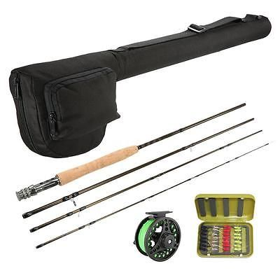 Best 25 fishing rod case ideas on pinterest rod rack for Fly fishing combo kit