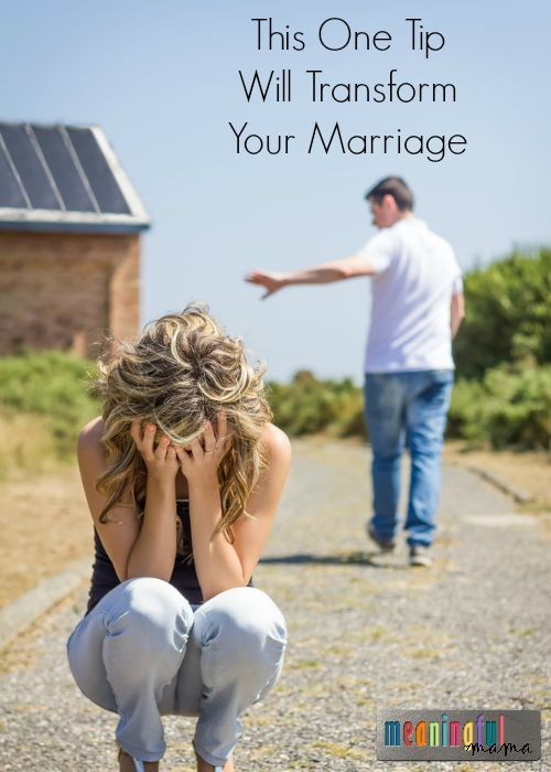 This One Tip Will Transform Your Marriage - Marriage Help and Advice - Family Resource