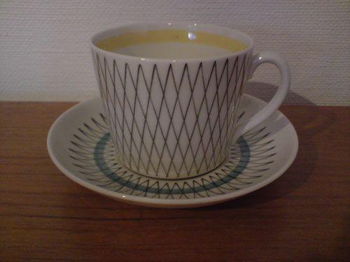 Gefle Kreol kaffekopp