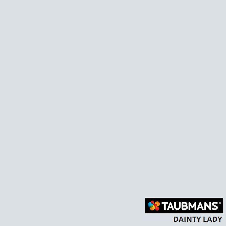 #Taubmanscolour #daintylady