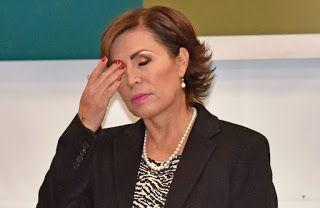acentomx: Rosario Robles señalada por la ASF por desvío mill...