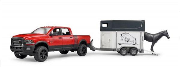 02501 - Bruder RAM 2500 Pickup Truck Power Wagon