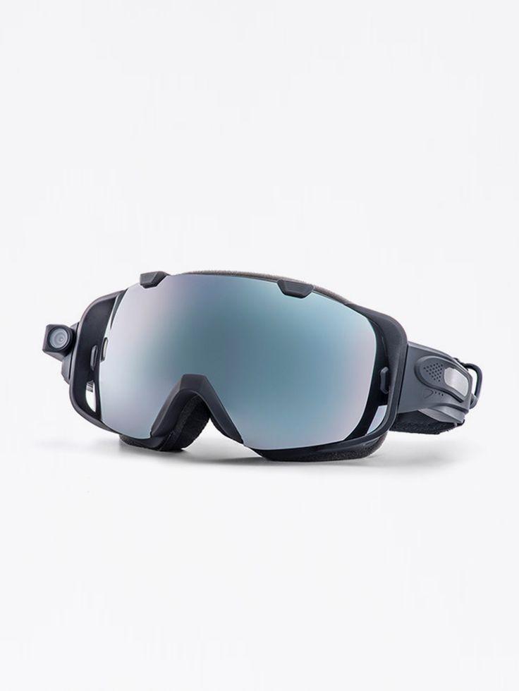 LIQUID IMAGE - OPS HD Kameralı Kayak ve Snowboard Gözlüğü