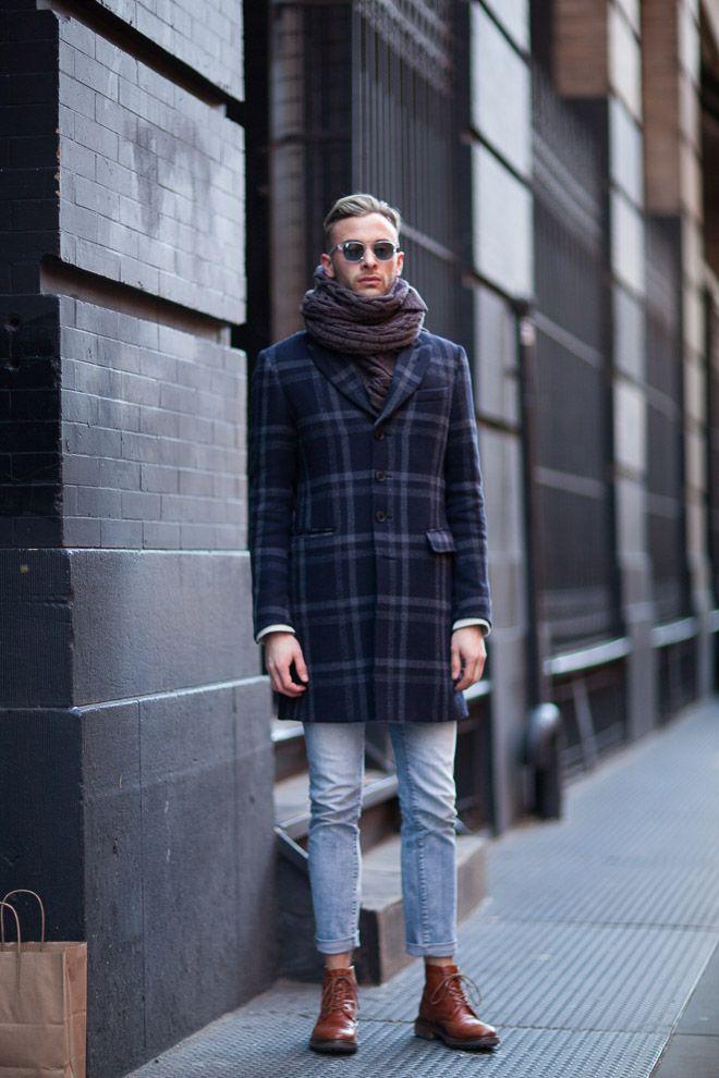 ストリートスナップニューヨーク - Tyler Ruzickaさん   Fashionsnap.com