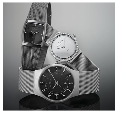 Keep up with the times with these amazing watches from the Modern Diva collection by American Swiss.