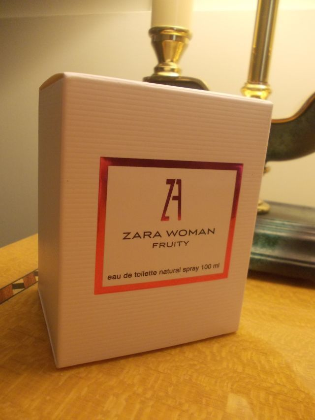 Zara Woman Fruity EDT Natural Spray Review Indian Makeup ...