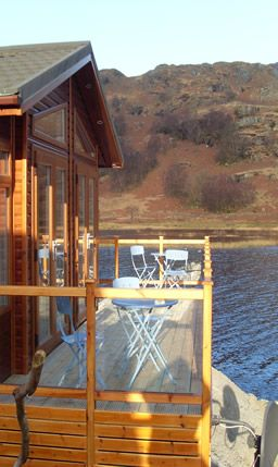Luxury Lodge on Loch Lomond, 1 uur rijden Glasgow