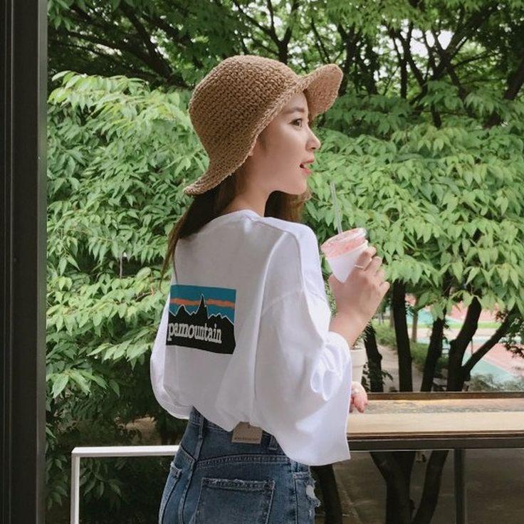 ♡バックプリントオーバーサイズTシャツ♡ #レディースファッション #ファッション通販 #ファッショントレンド #新作 #最新 #モテ服 #韓国ファッション #韓国レディース通販 #ootd #wiw  #fashionaddict #womensfashion #fashion  https://goo.gl/NcQYyp