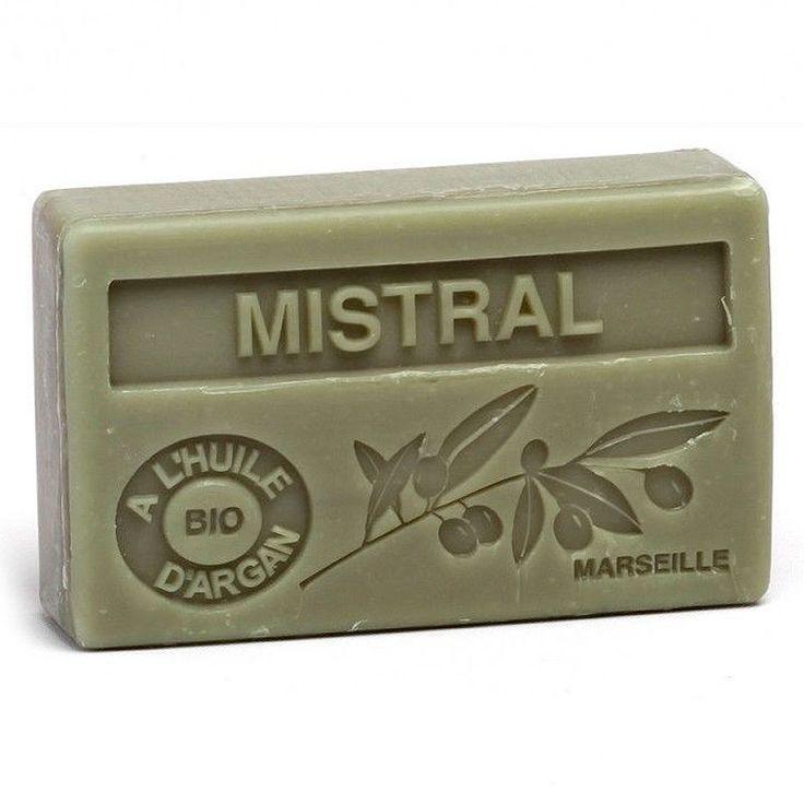 Mistral Argan Oil French Soaps