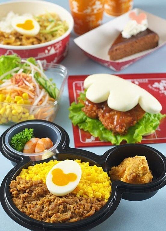 Tokyo Disneyland Easter 2012 Fastfood