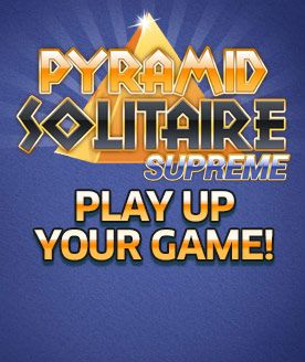 Play Pyramid Solitaire Supreme online for free at PCHgames