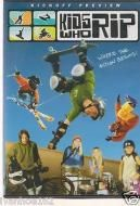 Price $4.78 These kids are the next generation of superstars loaded with bags of crazy tricks. Watch while they ride tasty waves and catch big air jus...