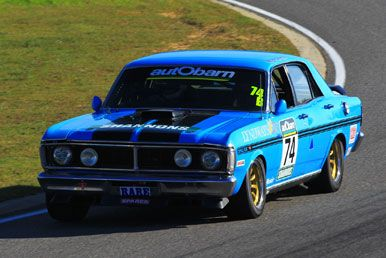 Mercer grew up watching the GTHO race