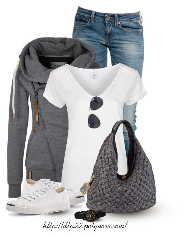 """""""All You Need"""" by dlp22 ❤ liked on Polyvore featuring Replay, KEEP ME, Bench, Jack Purcell, UGG Australia and NLY Accessories"""