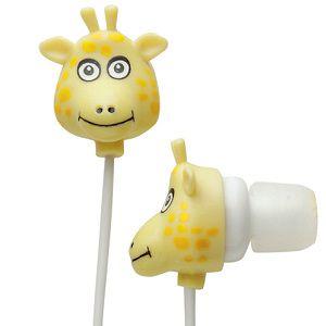 Giraffe Ear Buds