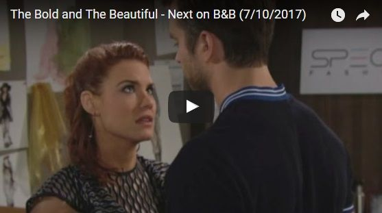 """Hey, """"The Bold and The Beautiful"""" fans! Want to see what to expect on """"B&B"""" Tuesday July 11 2017? Check out the official """"The Bold and The Beautiful"""" preview video below!  Affiliate links included below. Thanks for your support!  """"B&B"""" airs on CBS daily Monday – Friday on CBS!  Share y"""
