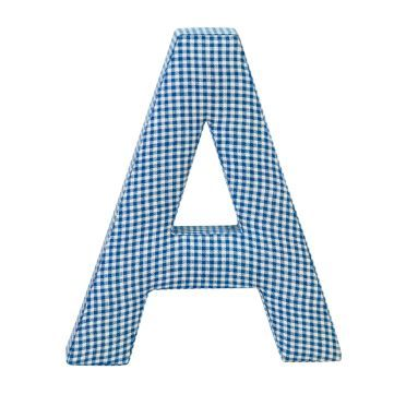 Buchstabe / Letter   A
