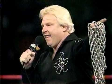 WWF Hercules / Bobby Heenan vs. Parks, Billy Jack Haynes confrontation (1-17-87) - YouTube