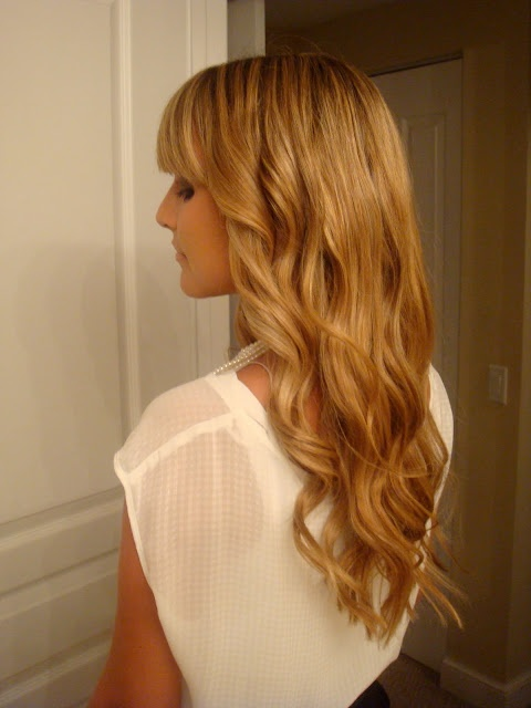 How To Get Curling Iron Waves Hair Pinterest Hair
