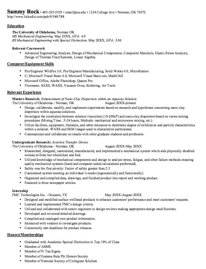 84 best resume images on Pinterest Curriculum, Resume and Cover - mechanical engineer resume