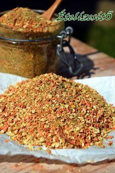 Napfény és Fűszer: Ételízesítő házilag