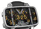 Wristwatch News Source, Reviews, Instructions, etc... - 4N Wristwatch Equals Digital Time Plus a Mechanical Fashion