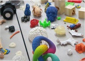 3D print object
