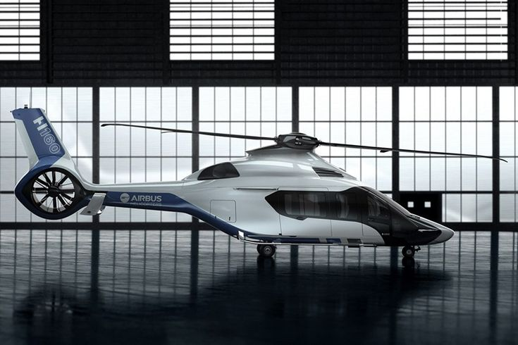 Airbus Helicopter 'H160' by Pegueot Design Lab