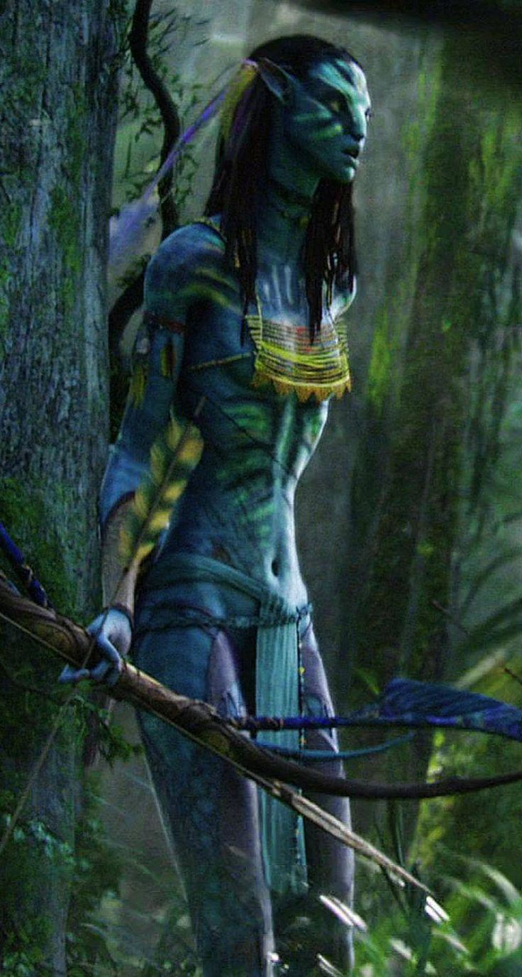 Loved Avatar, so many pretty colors!