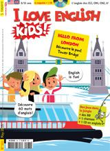 I Love English for Kids -  n°161 postcards from London - Tower bridge