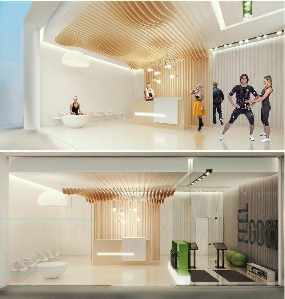 Beautiful Bucharestian Studio Design! Check it in real: http://performstudio.ro/