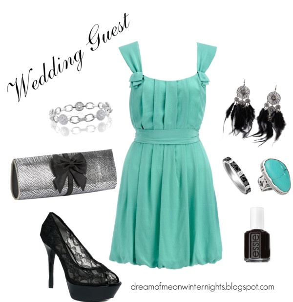 1000 images about what to wear to weddings on pinterest for Wedding dress outfits for guests