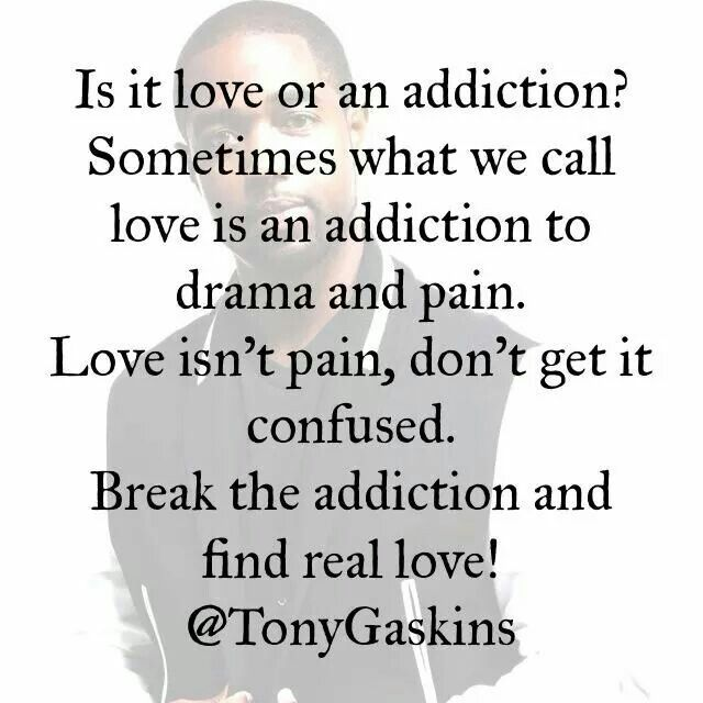 Is love addiction real