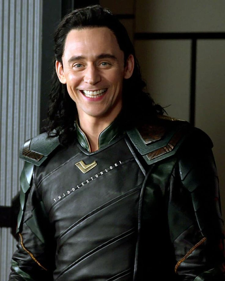 """Loki laufeyson forever 💕 on Instagram: """" 💖💚 Your smile is ..."""