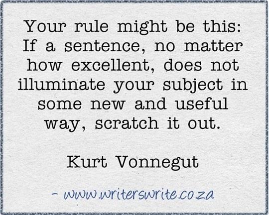 8 Powerful Writing Tips from Kurt Vonnegut