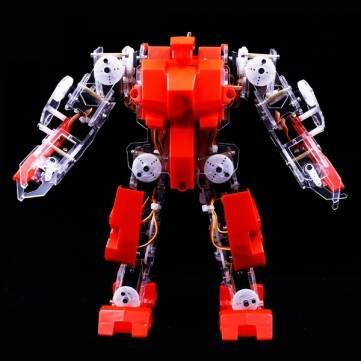 AI.Frame Apollo AIF-44-0 Humanoid DIY Robot Kit Sale - Banggood.com #Banggood #toys