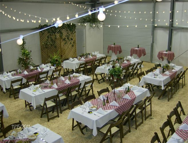 Italian Party Decorations Ideas | Italian Dinner Party Decorations Ideas  Market lights and string