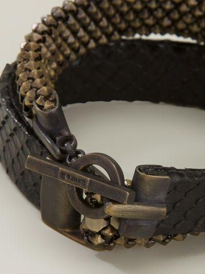 LAURA B - double strap bracelet 6