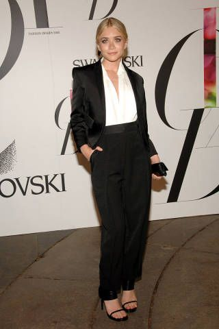 Women in Suits - Female Celebrities in Pant Suits and Tuxedos - ELLE